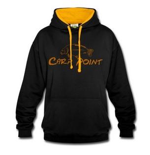 Kaputzenpulli Carp-Point