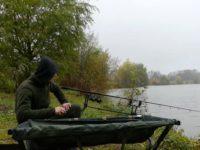 Das letzte Mal Karpfenangeln am Gewässer bei Lukacshaza