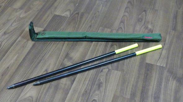 Meine Range Sticks von Taska