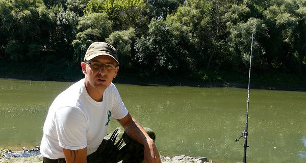 20 Stunden Welsangeln am Fluss Körös