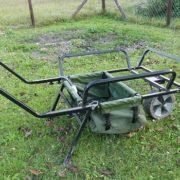Mein günstiger Angel-Trolley von Bison