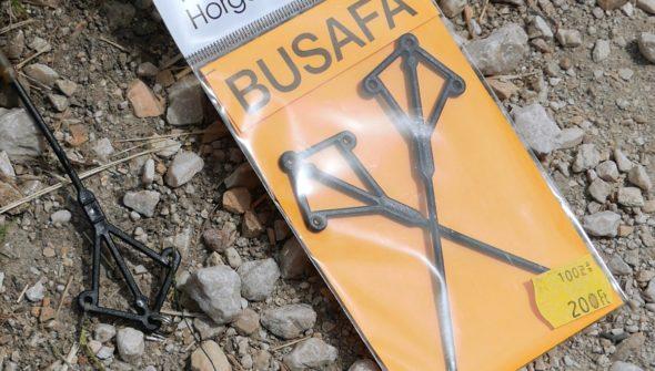 Busafa für einfache Montage auf Silberkarpfen