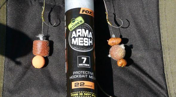 Mit Fox Arma Mesh gegen Katzenwelse