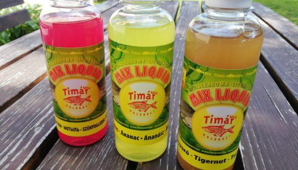 Timar Mix Liquid das ich derzeit für das Futter nutze