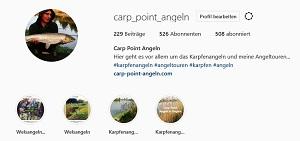 Carp-Point-Angeln Instagram