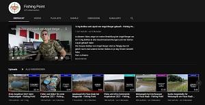 Fishing-Point auf Youtube
